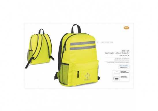 Safeway High Visibility Backpack
