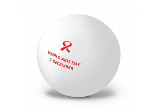 World Aids Day Stress Ball