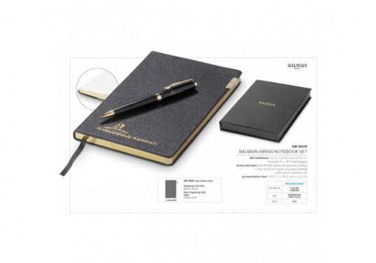 Balmain Arras Notebook Set
