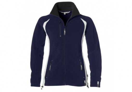 Slazenger Apex Ladies Fleece Jacket - Black