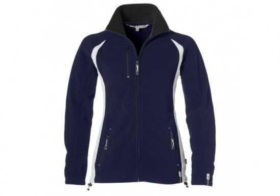 Slazenger Apex Ladies Fleece Jacket - Black