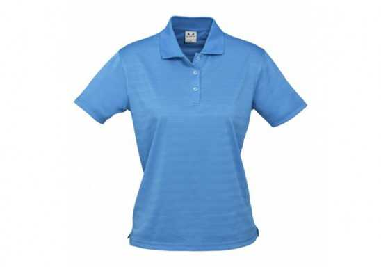 Icon Ladies Golf Shirt - Black