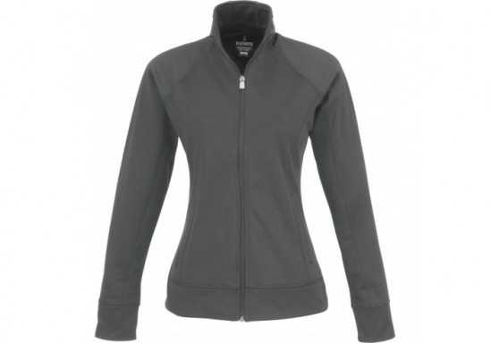 Elevate Ladies Okapi Knit Jacket - Black