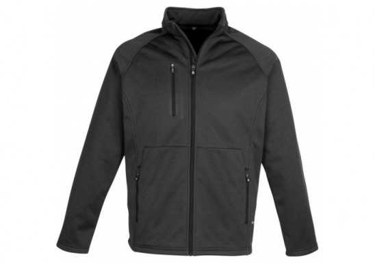 Mens Laurel Oak Softshell Jacket - Dark Grey