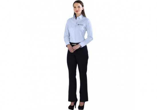 Elevate Sycamore Ladies Long Sleeve Shirt