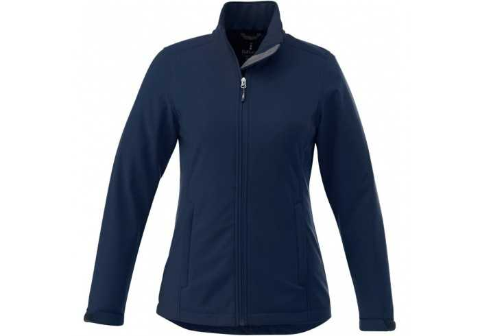 Ladies Maxson Softshell Jacket - Navy