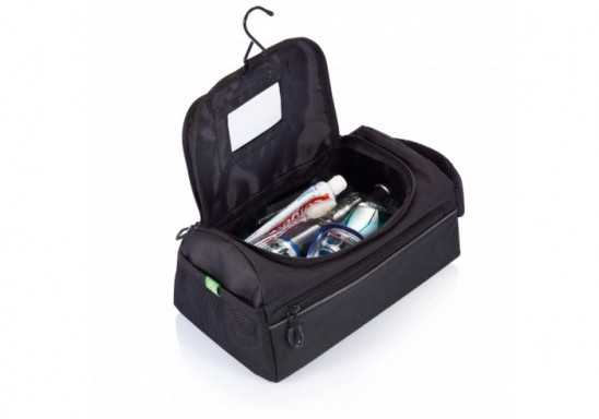 Enterprise Toiletry Bag - Black