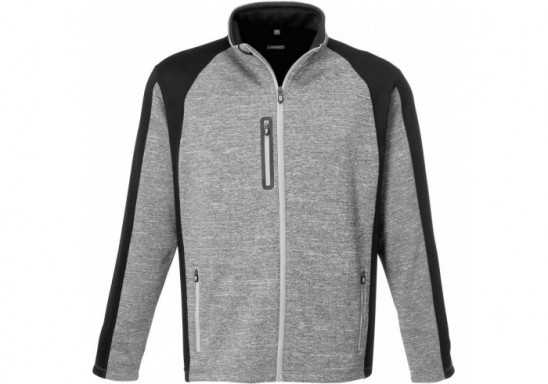 Mens Mirage Softshell Jacket - Grey