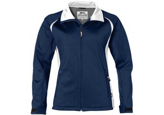 Slazenger Apex Ladies Softshell Jacket - Navy