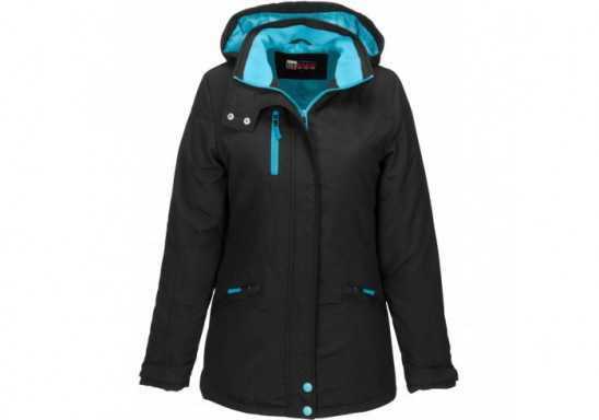 Ladies Astro Jacket - Aqua