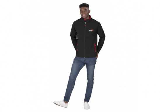 Geneva Mens Softshell Jacket