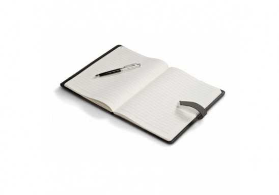 Windsor Maxi Notebook - Black