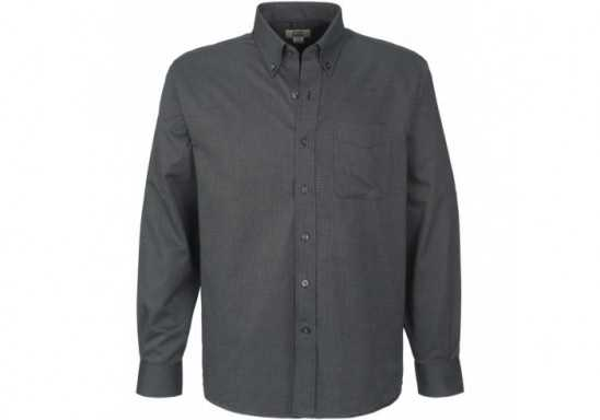 Epic Mens Long Sleeve Shirt - Black