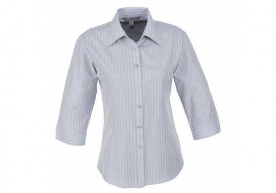 Boston Ladies 3/4 Sleeve Shirt