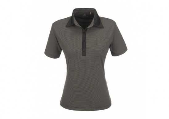 Gary Player Pensacola Ladies Golf Shirt - Black