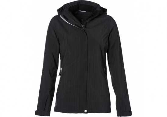 Elevate Moritz Ladies Insulated Jacket - Black