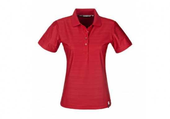 Slazenger Jacquard Ladies Golf Shirt