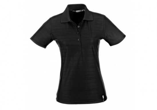Slazenger Viceroy Ladies Golf Shirt - Black