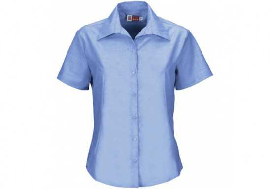 US Basic Aspen Ladies Short Sleeve Shirt