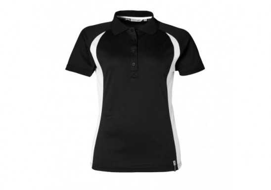 Slazenger Apex Ladies Golf Shirt - Black