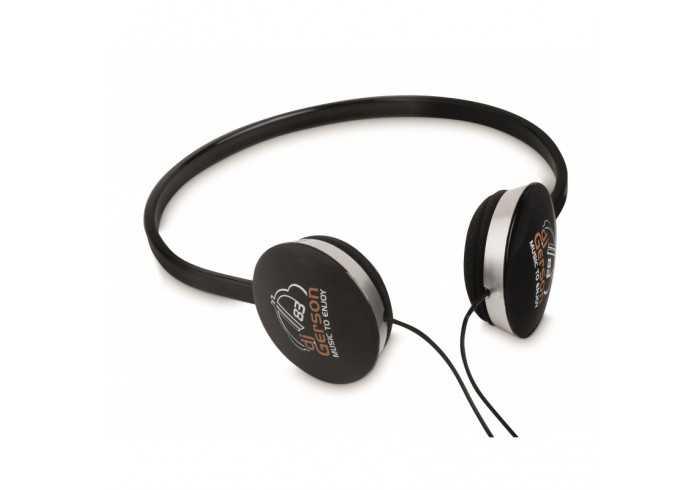 Tempo Headphones - Black