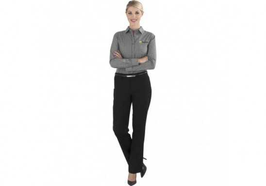 US Basic Aston Ladies Long Sleeve Shirt
