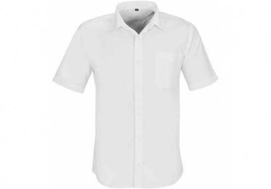 US Basic Mens Short Sleeve Kensington Shirt