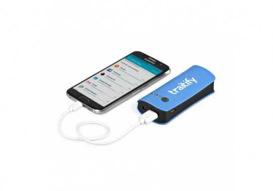 Optimus 4000mAh Power Bank & Torch