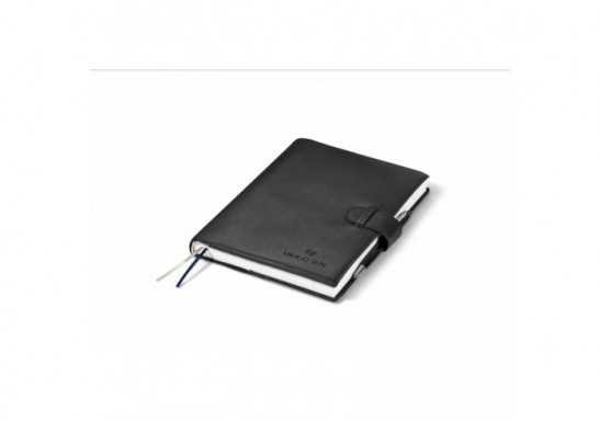 Nouveau A5 Notebook - Black