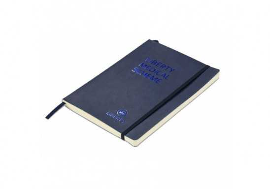 Newport Notebook - Black