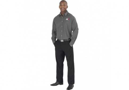 US Basic Aspen Mens Long Sleeve Shirt