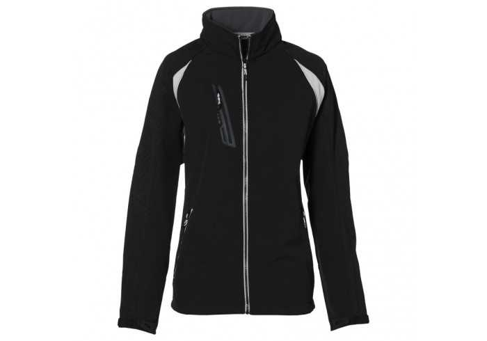 Elevate Katavi Mens Softshell Jacket - Black
