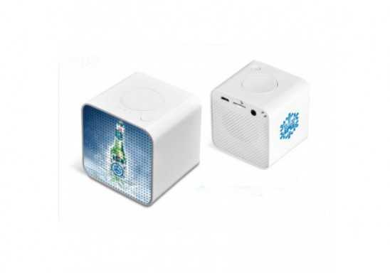 Harmony Bluetooth Speaker - White