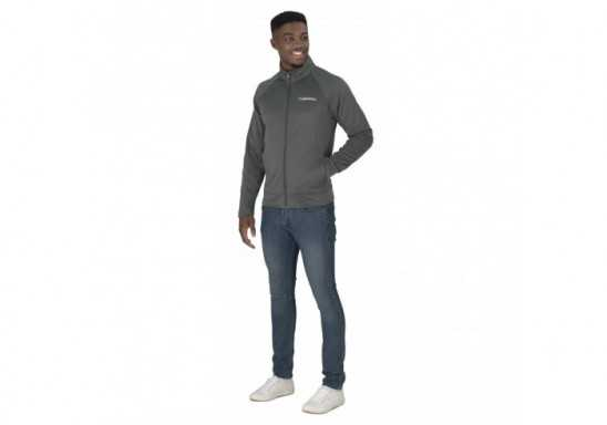 Elevate Mens Okapi Knit Jacket