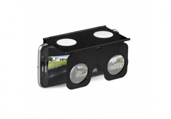 Optix Vr Glasses - Black - Black