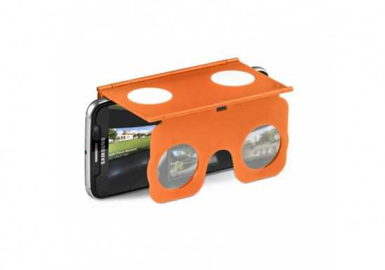 Optix Vr Glasses - Orange