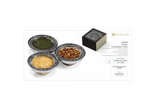 Tribal Condiment Dish