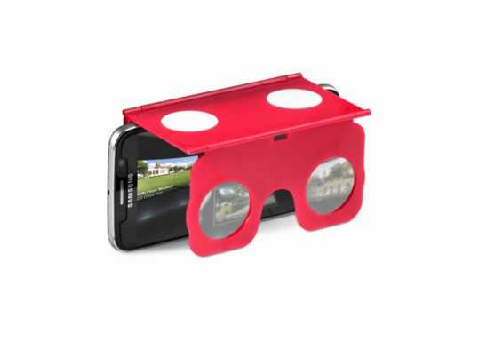 Optix Vr Glasses - Red