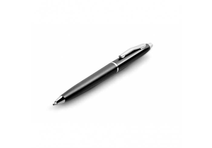 Metronome Ball Pen - Silver
