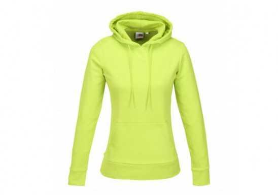 US Basic Ladies Omega Hooded Sweater