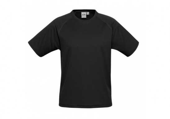 Kids Sprint T-Shirt - Black