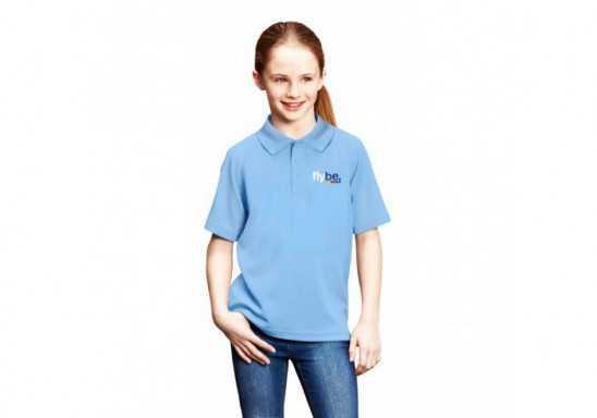Kids Sprint Golf Shirt