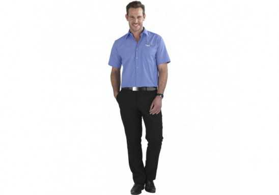 Metro Mens Short Sleeve Shirt
