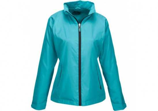 Slazenger Ladies Trainer Jacket - Aqua
