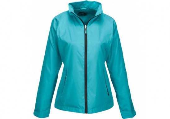Slazenger Ladies Trainer Jacket - Aqua