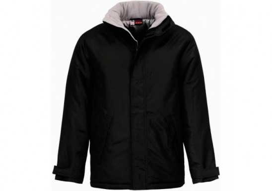 US Basic Hastings Mens Parka - Black
