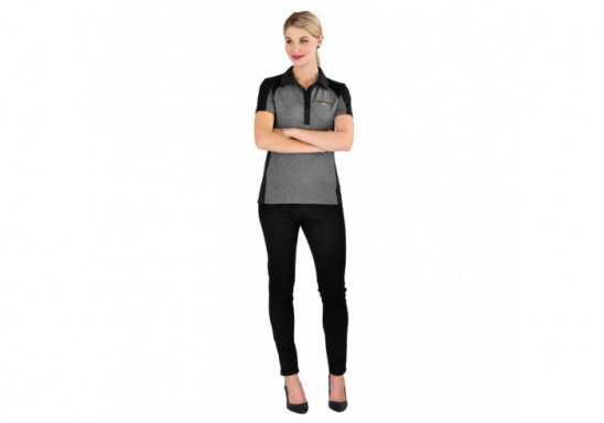 Slazenger Ladies Matrix Golf Shirt