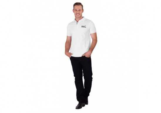 Slazenger Mens Hacker Golf Shirt
