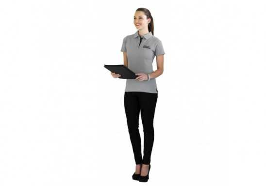 Slazenger Ladies Hacker Golf Shirt