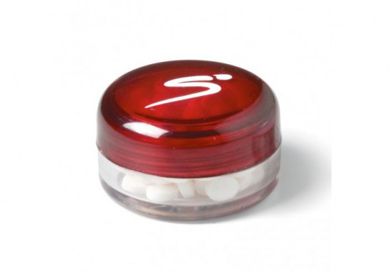 Sweet-Tooth Candy Jar -  Red Only